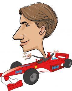 ipad Live karikatur med Allan Buch. farve profiltegning6