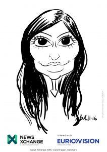 ipad Live karikatur med Allan Buch_03