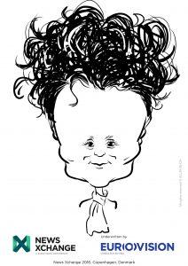 ipad Live karikatur med Allan Buch_09
