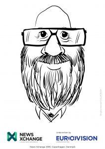 ipad Live karikatur med Allan Buch_10