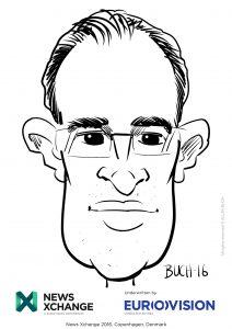 ipad Live karikatur med Allan Buch_11