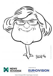 ipad Live karikatur med Allan Buch_16