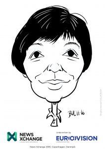 ipad Live karikatur med Allan Buch_17