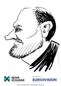 ipad Live karikatur med Allan Buch_19