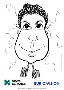 ipad Live karikatur med Allan Buch_22