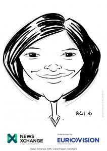 ipad Live karikatur med Allan Buch_33