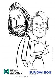 ipad Live karikatur med Allan Buch_37