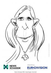 ipad Live karikatur med Allan Buch_41
