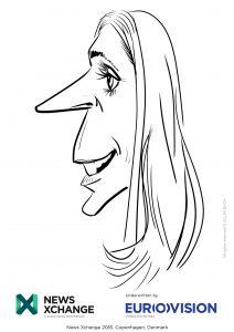 ipad Live karikatur med Allan Buch_42