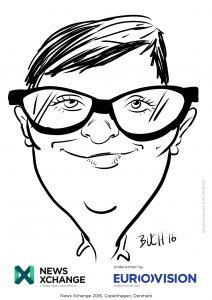 ipad Live karikatur med Allan Buch_43