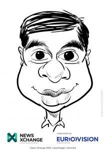 ipad Live karikatur med Allan Buch_45