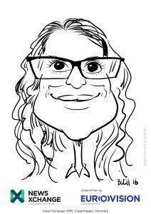 ipad Live karikatur med Allan Buch_46