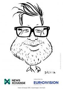 ipad Live karikatur med Allan Buch_47